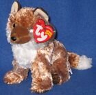 TY PUNGO the RED WOLF BEANIE BABY - MINT with MINT TAGS