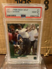 Top Tiger Woods Golf Cards to Collect 25