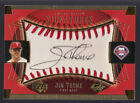 Jim Thome's 600th Home Run and the Impact on His Cards and Memorabilia 15