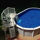 FD T Above Ground Pool Fan Deck System 5 x 135 Vinyl Works Of Canada