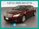 2011 Buick Lacrosse CXL Sedan 4D ABS 4 Wheel Air Conditioning Alloy Wheels AM FM Stereo Anti Theft System