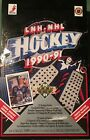(8) 1990-91 Upper Deck Hockey High Series French Packs-From Original Box-Rare!
