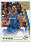 2010-11 Season Update Gold NICK YOUNG #96 24 SP Parallel