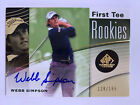 2012 SP Game Used Golf Cards 10