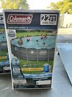 Coleman 22ft x 52 Power Steel Swim Vista II Swimming Pool SAME DAY SHIPPED