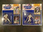 Starting Lineup Lot Kevin Mitchell, Will Clark Combo NIP 1990 Edition