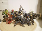 World of Warcraft Series 1 & 2 Action figure Lot of 7 Used