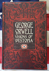 NEW George Orwell 1984  Animal Farm  Other Dystopia Stories Hardcover Deluxe
