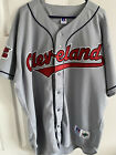 Cleveland Indians MLB Jersey Albert Belle Russell Authentic Size 52