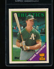 Mark McGwire Signs Autograph Deal with Topps 22