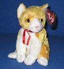 TY TANGLES the CAT BEANIE BABY - MINT with MINT TAG