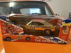 Gold George Barris Dukes Of Hazzard General Lee 1 18 Scale