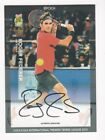 2015 Epoch International Premier Tennis League Cards - Review Added 11
