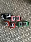 Title Boxing Classic Mexican Style Hand wraps 4 Sets Used Washed  Mint