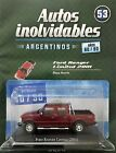 Ford Ranger Limited 2001 Diecast 143 Argentina Modern Cars Sealed