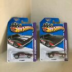 Hot Wheels Lot 2x 67 Camaro HW Showroom Super Regular CL23