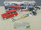 ERTL Wix Filters Diecast Top Fuel Racing 1 24 Dragster 1 25 Chevy Suburban Bank