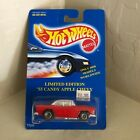 Hot Wheels 55 Candy Apple Chevy Limited Edition 1 of 5000 C10