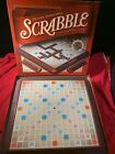 Scrabble Deluxe Turntable 2001 Edition Parker Brothers