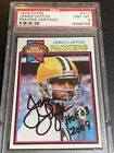 James Lofton Cards, Rookie Card and Autographed Memorabilia Guide 33