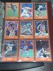 1988 Score Rookie/Traded Baseball Cards 34