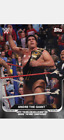2020 TOPPS THIS MOMENT IN WWE HISTORY CARD ANDRE THE GIANT #9 THE CHAMPIONSHIP