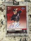2019 TOPPS NOW AUTO CARD 06 10 WORLD SERIES TEAM CARD NATIONALS PATRICK CORBIN