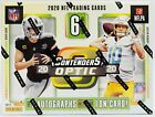 2020 Panini Contenders Optic Football Factory Sealed Hobby Box