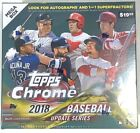 2018 Topps Chrome Update Mega Box New Sealed - Soto Acuna Torres Rookie