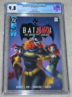 BATMAN THE ADVENTURES CONTINUE 1 CGC 9.8 WARREN LOUW HARLEY QUINN 12 VARIANT-B