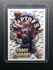 Tracy McGrady Cards and Autographed Memorabilia Guide 45