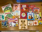 lot 17 kids books Japanese sound books baby hard cover  0 3 years native