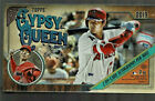 2019 GYPSY QUEEN BASEBALL FACTORY SEALED HOBBY BOX 24 PACKS 2 ON-CARD AUTOS