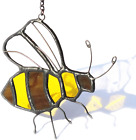 Bee Decor Stained Glass Window Hangings Ornament Suncatcher 335236 inh