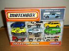 Matchbox 2010 Collector Pack 10 Pack With Exclusive Blue Metallic Mustang