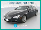 2013 BMW 6 Series 650i Gran Coupe xDrive Coupe 4D ABS 4 Wheel Air Conditioning Alloy Wheels AM FM Stereo Anti Theft System Auto