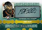 2012-13 In the Game Between the Pipes Hockey Cards 18