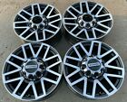 20 FORD SUPERDUTY F250 LARIAT SPORT OEM FACTORY STOCK WHEELS RIMS