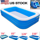 Inflatable Paddling Swimming Pool In Outdoor for Kids family Toddlers in Summer