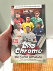 2019-20 Topps Chrome Bundesliga Hobby Box Factory Sealed Haaland?
