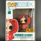 Funko Pop! Animation: South Park - Zombie Kenny (Hot Topic Exclusive) #05 Figure