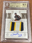 2010 National Treasures Paul George ROOKIE RC PATCH AUTO 99 #210 BGS 9.5 10