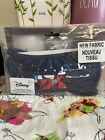 Disneyland The Magic is Back Face Mask Adult Size XL. + Reopening Day Park Map
