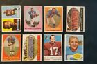 1957 Topps Football Cards 10