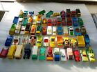 Lot of 63 Vintage Cars and Trucks 1960s 70s and 80s  other Lot  VC39