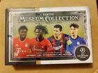 2020-21 Topps Museum Collection Soccer UEFA Champions League Hobby Box - 3 Hits