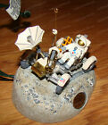 NEW Mint LUNAR ROVER VEHICLE Ornament Journey Into Space Series FLICKERING LIGHT