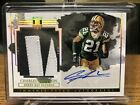 Charles Woodson Autograph Cards Coming From Panini 3