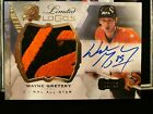 2015-2016 UD The Cup. Limited Logos. Wayne Gretzky Patch Autograph.02 10