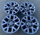16 TOYOTA TACOMA 4RUNNER SR5 TRD OEM FACTORY STOCK WHEELS RIMS TPMS INCLUDED